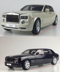 1:18 Kyosho Rolls Royce Phantom Extended Wheelbase