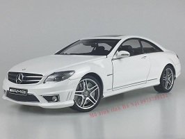 AutoArt 1/18 Mercedes-Benz CL63 AMG