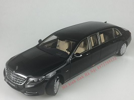 AUTOART 1:18 MERCEDES-BENZ S600 PULLMAN