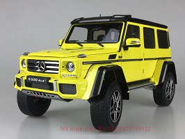 Almost Real 1/18 Mercedes-Benz G-Klasse G500 4×4