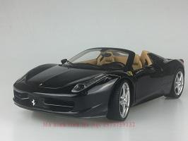 Hotwheel Elite 1/18 Ferrari 458 spider
