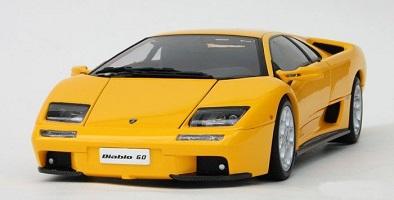 AutoArt 1/18 Lamborghini Diablo 6.0 diecast model mo hinh o to car