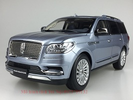 Dealer 1 18 Lincoln Navigator o to mo hinh xe hoi car diecast model
