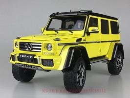 Almost Real 1/18 Mercedes-Benz G-Klasse G500 4×4