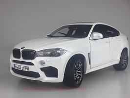 NOREV 1/18 BMW X6M 2016