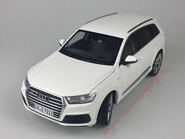 Minichamps 1 18 Audi Q7 2017 xe hoi o to mo hinh diecast car model san pham qua tang
