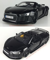 ISCALE 1 18 AUDI R8 V10 PLUS LB SPIDER MO HINH O TO XE HOI CAR DIECAST MODEL