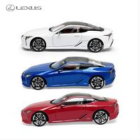 Dealer Paudi 118 Lexus LC500h mo hinh o to xe hoi diecast model car