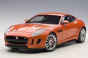 AutoArt 1/18 Jaguar F-type