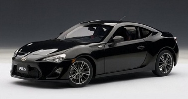 AUTOart-Scion-FR-S-LHD-Silica-Black-1-18-diecast-scale-mo hinh- o to- xe hoi-models-