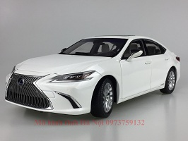 Dealer 118 LEXUS ES300H mo hinh o to xe hoi diecast model car