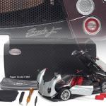 Almost Real 1 18 Pagani Zonda F mo hinh o to xe hoi diecast model car